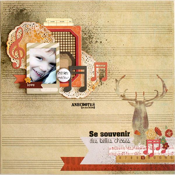 Page réalisée par Carole pour CDS 1