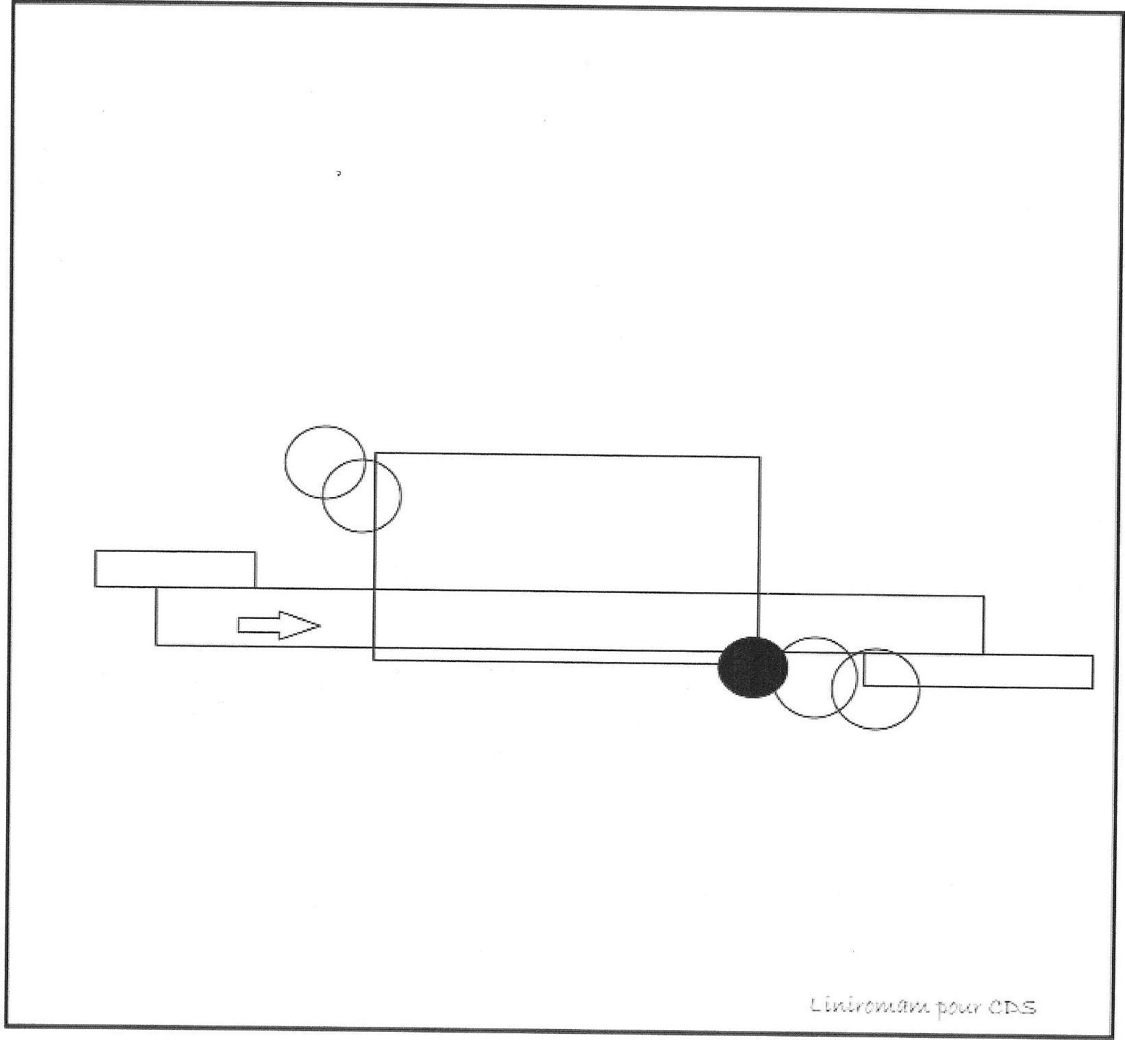 Sketch de Liniromam pour Comptoir du scrap Février 2017