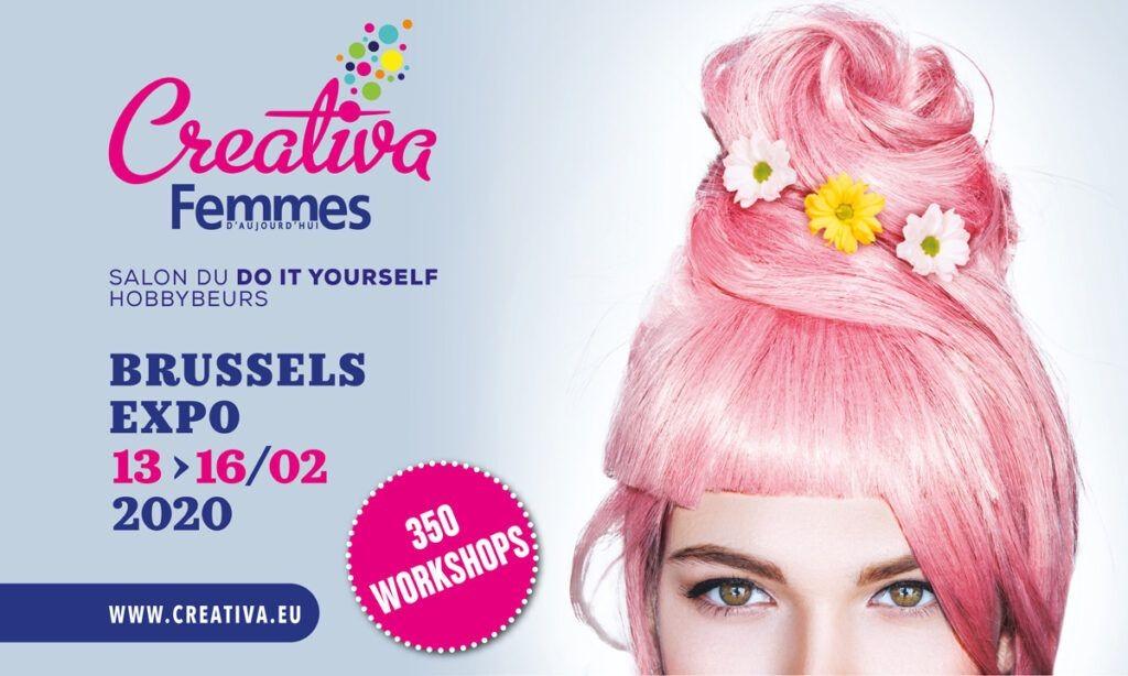 Salon Créativa Bruxelles