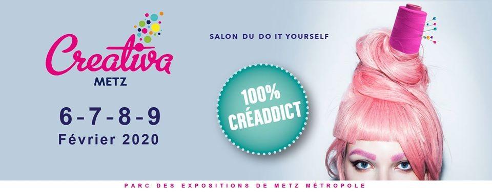 Salon Créativa Metz