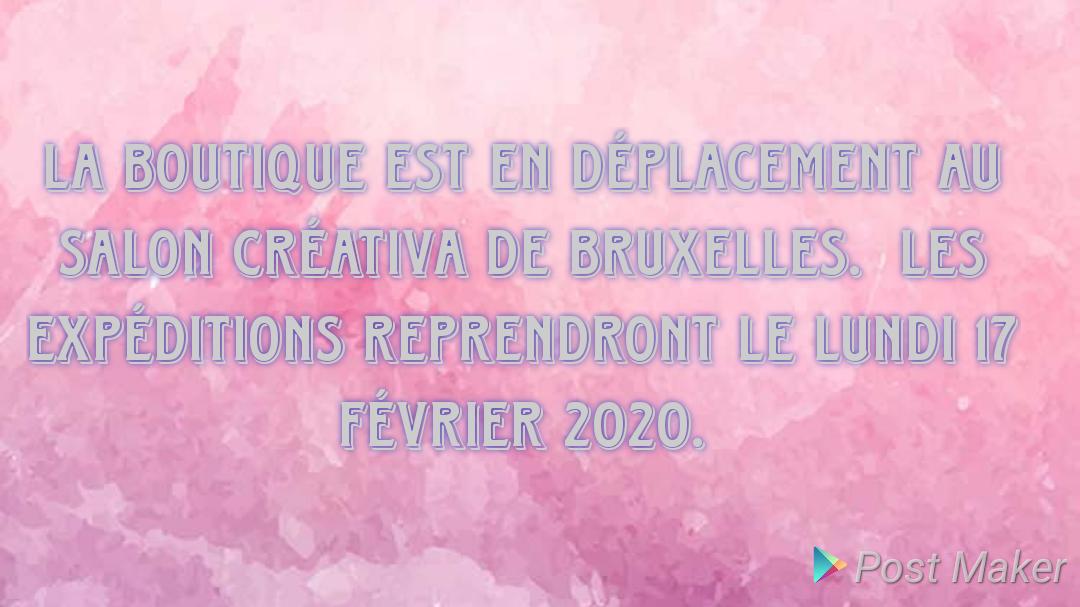 Déplacement BRUXELLES